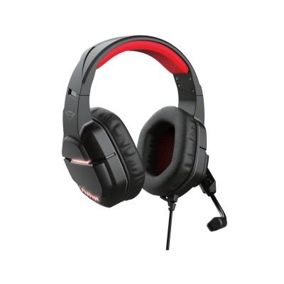 Headset Trust GXT 448 Nixxo Illuminated Black