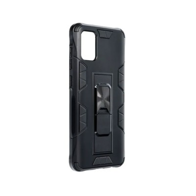 Protective Cover Forcell Samsung Galaxy A52/A52 5G Defender Black