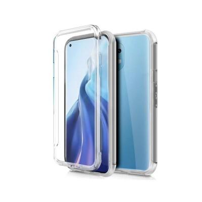 Silicone 360º Cover Xiaomi Mi 11 Transparent