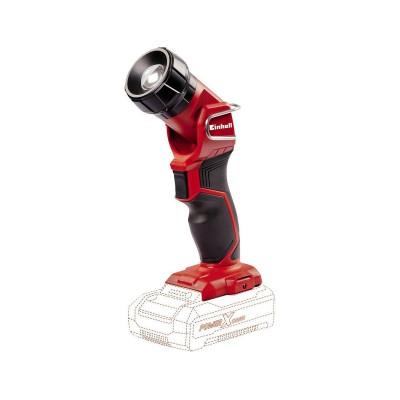 Flashlight Einhell TE-CL Red/Black