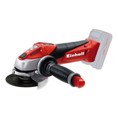 Grinding wheel Einhell TE-AG 18 Li-Solo Black/Red