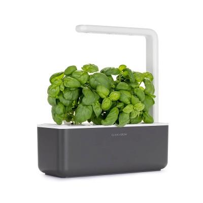 Click & Grow Smart Garden 3 Cinza