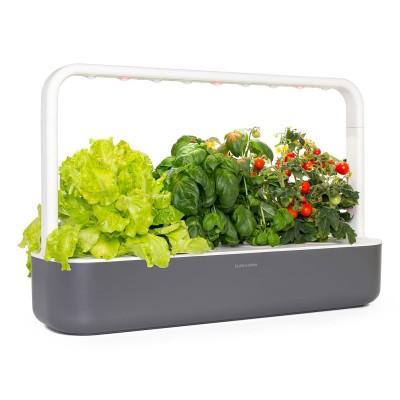 Click & Grow Smart Garden 9 Cinza