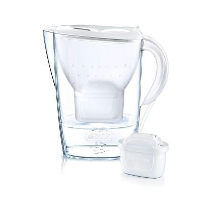 Water Jug Brita Marella XL PP 3.5L White