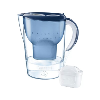 Jarro Purificador de Água Brita Marella XL PP 3.5L Azul