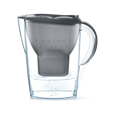 Water Jug Brita Marella PP 2.4L Black