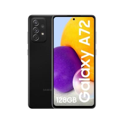 Samsung Galaxy A72 128GB/6GB A725 Dual SIM Preto