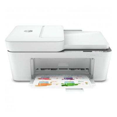 Impressora Multifunções HP DeskJet 4120e Wi-Fi Branca