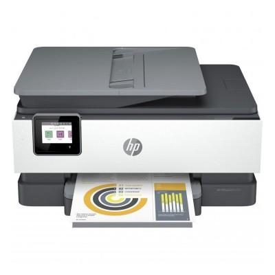 Impressora Multifunções HP OfficeJet Pro 8022e Wi-Fi/Fax/Duplex Branca