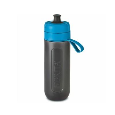 Bottle of water Brita Fill & Go Active Sport 600ml Blue