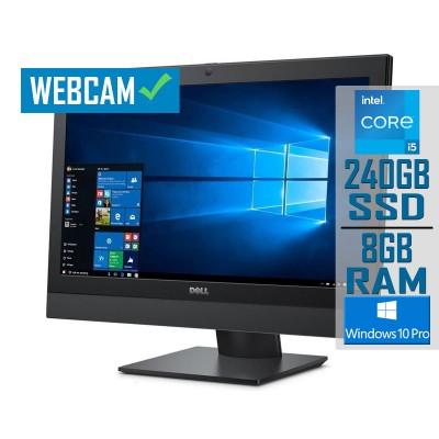 "All-In-One Dell Optiplex 3240 21"" i5-6500 SSD 240GB/8GB Refurbished"
