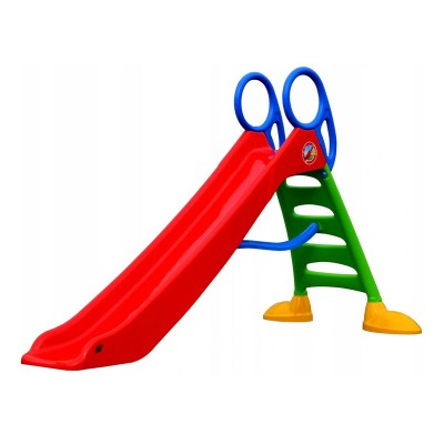 Slide with Shower Red/Green (7411)