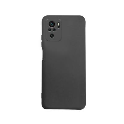 Silicone Cover Xiaomi Redmi Note 10/10S Black