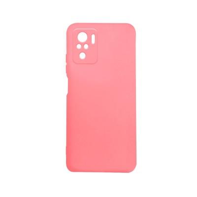 Silicone Cover Xiaomi Redmi Note 10/10S Pink