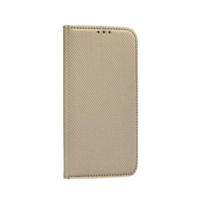 Flip Cover Premium Xiaomi Redmi Note 10/10S Gold