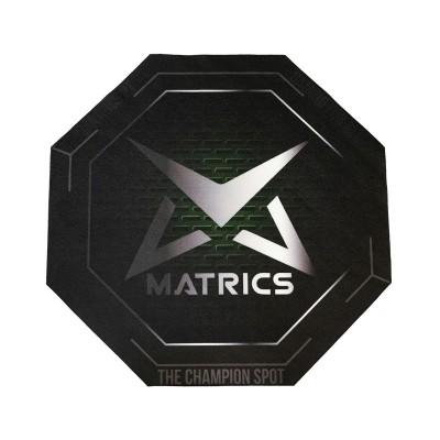 Chair Mat Matrics Gaming Glide Green