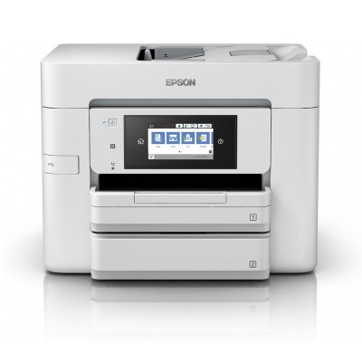 Multifunction Printer Epson Workforce Pro WF-4745 Wi-Fi/Fax/Duplex
