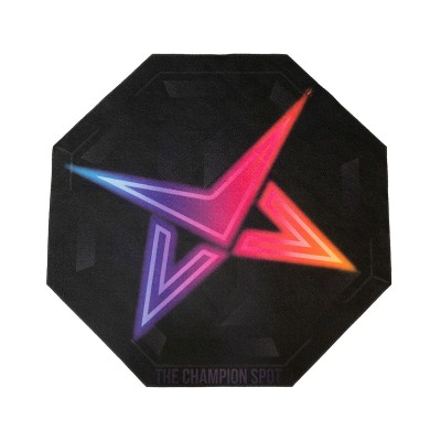 Chair Mat Matrics Gaming Glide Color Edition