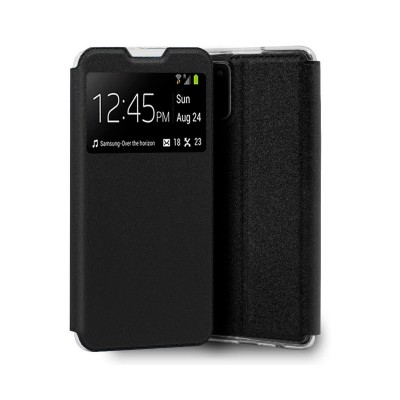 Magnetic Flip Cover Cover Xiaomi Redmi Note 10/10S Black