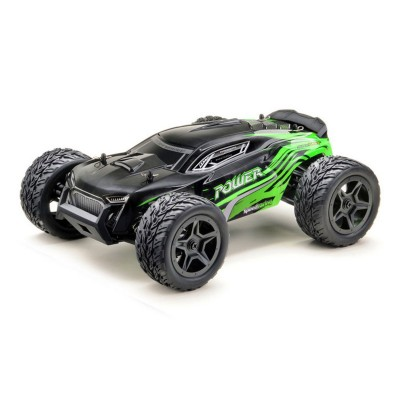 Remote Control Car High Speed Truggy Power AB14002 4WD Green (Exposure Unit)