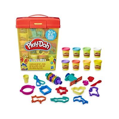 Jogo Play-Doh de Plasticina