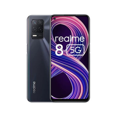 Realme 8 5G 128GB/6GB Dual SIM Black