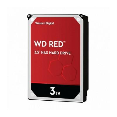 """Hard drive Western Digital Red 3TB 3.5"""" 5400RPM 256MB (WD30EFAX)"""