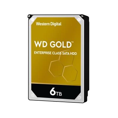 "Hard drive Western Digital Gold 6TB 3.5"" 7200 RPM 256MB (WD6003FRYZ)"