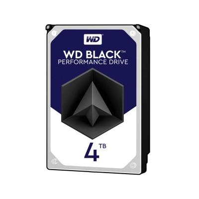 """Hard Drive Western Digital Black 4TB 3.5"""" 7200RPM 256MB"""