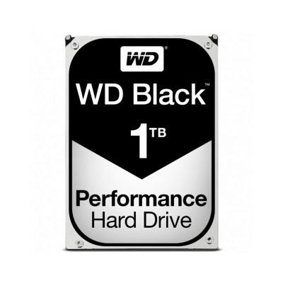 """Hard Drive Western Digital Black 1TB 3.5"""" 7200RPM 64MB"""
