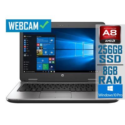 Laptop HP ProBook 645 G2 A8-8600B SSD 256GB/8GB Refurbished