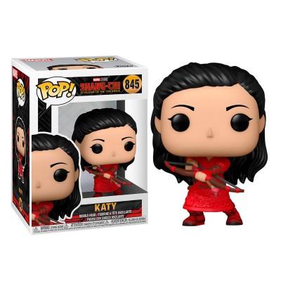 Funko Pop Marvel Shang-Chi Katy