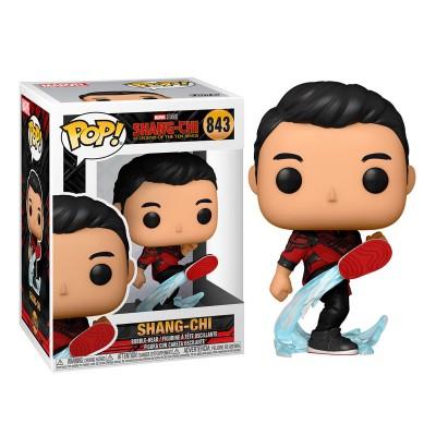 Funko Pop Marvel Shang-Chi - Shang-Chi kick