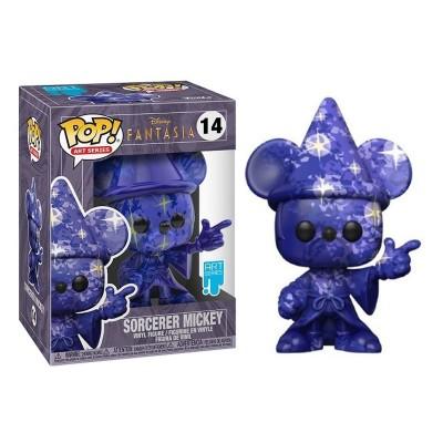 Funko Pop Disney Fantasia 80th Mickey Artists Series