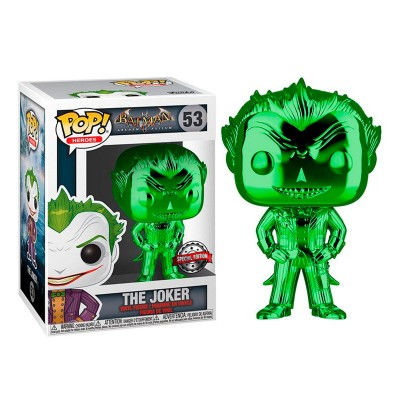 Funko Pop DC Comics The Joker Metallic