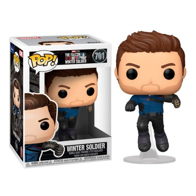 Funko Pop Marvel The Falcon and the Winter Soldier - Winter Soldier
