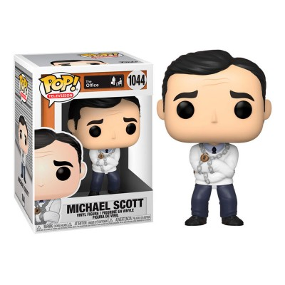 Funko Pop The Office Stairtjacket Michael