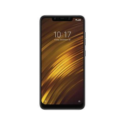 XIAOMI POCOPHONE F1 64GB/6GB DUAL SIM BLACK