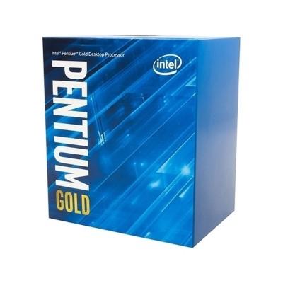 Processor Intel Pentium Gold G6405 2-Core 4.1GHz 4MB