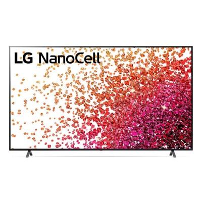 "TV LG 75"" NanoCell 4k UHD SmartTV (75NANO756PA)"