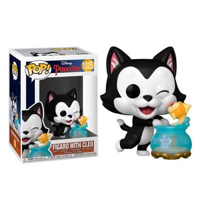 Funko Pop Disney Pinocchio Figaro Kissing Cleo
