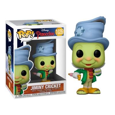 Funko Pop Disney Pinocchio School Street Jiminy Cricket
