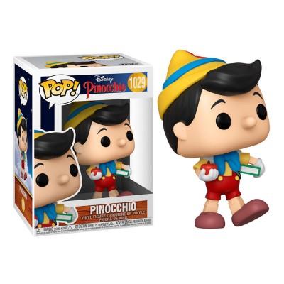 Funko Pop Disney Pinocchio School Bound Pinocchio