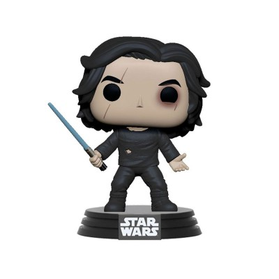 Funko Pop Star Wars The Rise of Skywalker Ben Solo with Blue Saber