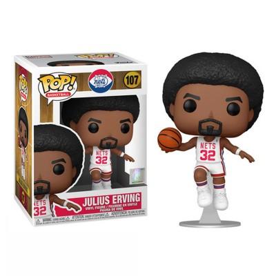 Funko Pop NBA Legends Julius Erving Nets Home