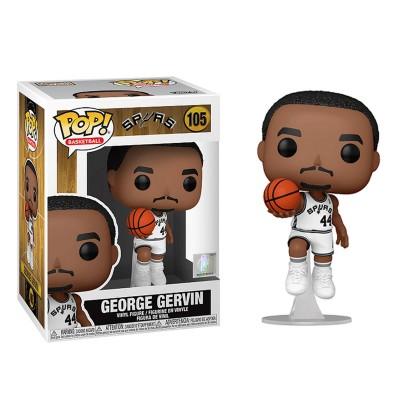 Funko Pop NBA Legends George Gervin Spurs Home