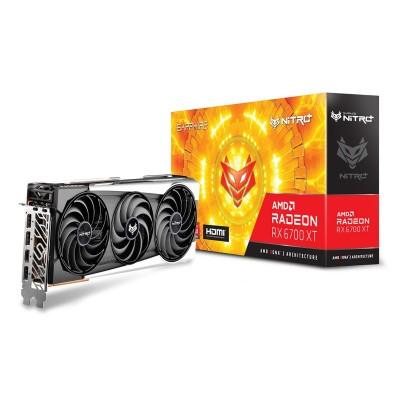 Graphics Card Sapphire Nitro+ Radeon RX 6700 XT OC 12GB GDDR6
