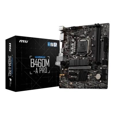 Motherboard MSI B460M-A Pro Micro-ATX (911-7C88-002)