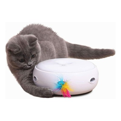 Smart Toy for Animals HomeRun Pet CT10 Smart Cat Toy White