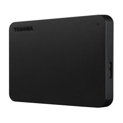 External Hard Drive Toshiba Canvio 1TB 2.5'' USB 3.0 Black